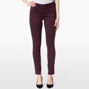NYDJ Alina Stretch Legging Skinny Jeans 4